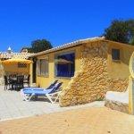 Romantisches Strandhaus Algarve Ingrina Zavial