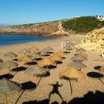 Orangenplantagen Quinta Zavial Strand Algarve
