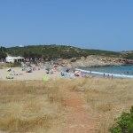 Ingrina Algarve Strand Raposeira