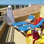 1001 Nacht Dachterrasse Algarve Ingrina