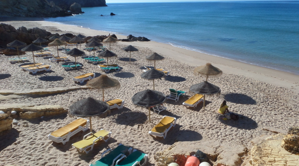 Algarve Zavial Strand Ferien Apartments Zavial Strand deutsche Strand Bungalows Mietwagen Flughafen Faro