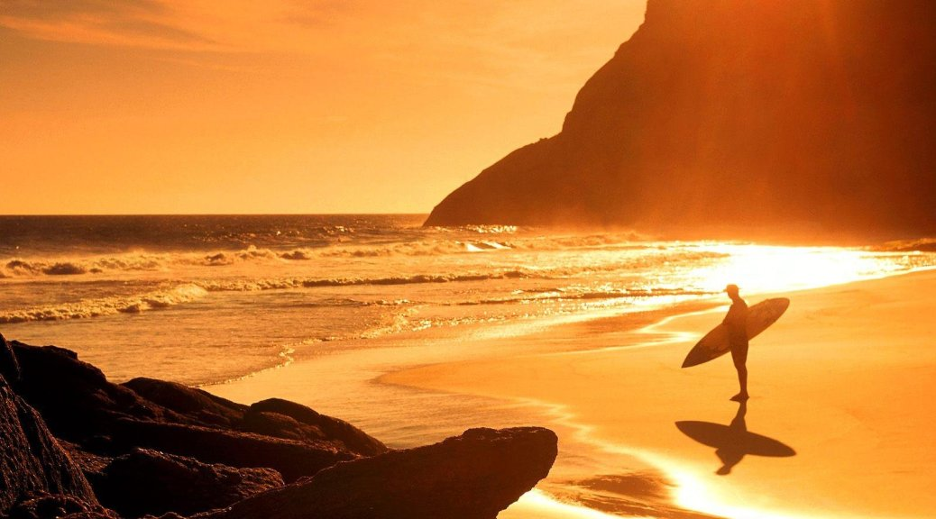 Algarve go surf Zavial Beach