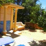 Algarve Ferienhaus Laranja Meerblick